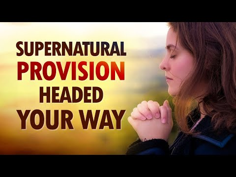 SUPERNATURAL PROVISION Headed Your Way - Live Re-broadcast
