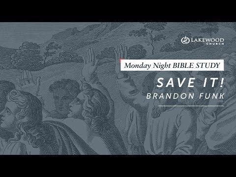 Brandon Funk - Save It! (2019)
