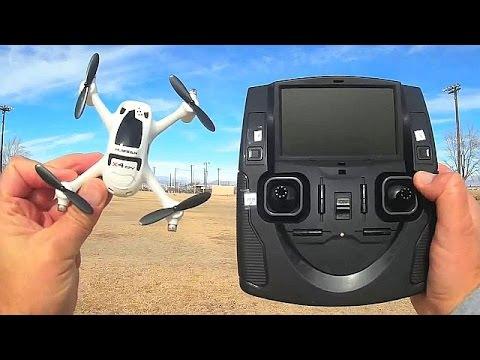 Hubsan X4 H107D Plus Altitude Hold 5.8 Ghz FPV Drone Flight Test Review - UC90A4JdsSoFm1Okfu0DHTuQ