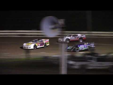 Hummingbird Speedway (7-3-21): Cypress Clock & Gift Shop Pro Stock Feature - dirt track racing video image