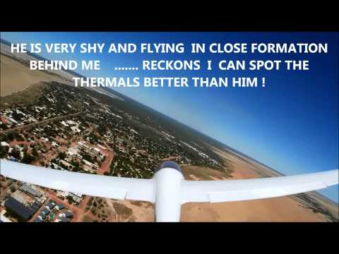 ASW28 THERMAL SOARING AT DERBY, WESTERN AUSTRALIA. - UCOo8wWOrWuPnxGx__Fryr5g