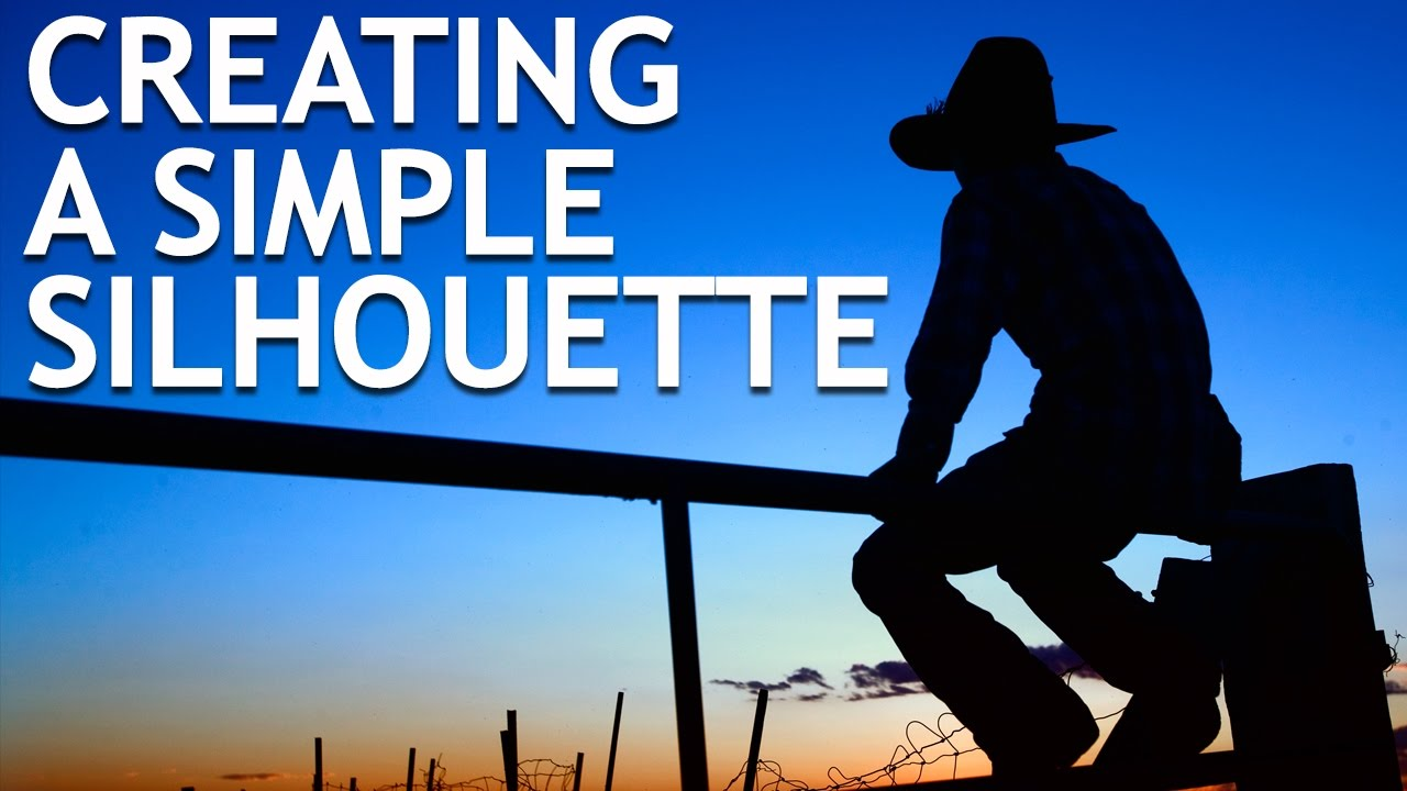 Creating a Simple Silhouette