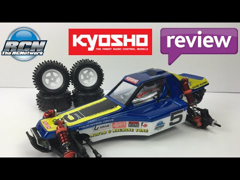 Kyosho Optima 2016 Re-release 4wd 1/10th Buggy - Full Review! - UCSc5QwDdWvPL-j0juK06pQw