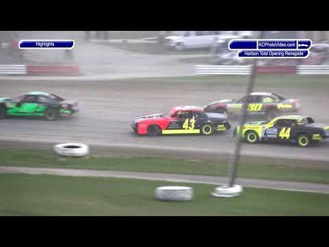 2021 Plattsburgh Airborne Speedway - Week 2 - Saturday, May 8, 2021 - Highlights - dirt track racing video image