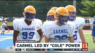 Carmel football preview