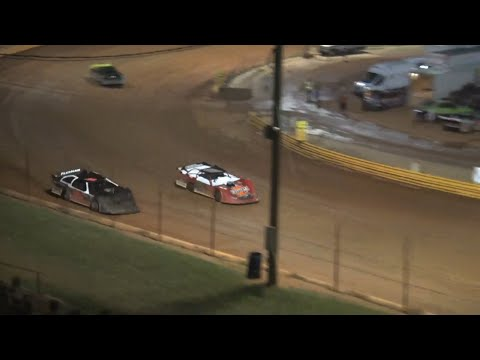 Great race in 602 Charger at Lavonia Speedway July 16th 2021 - dirt track racing video image
