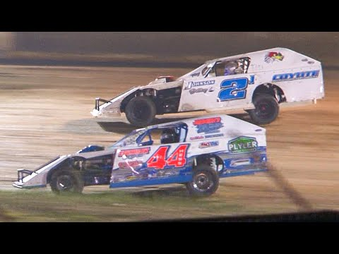UMP Modified Feature | Eriez Speedway | 7-4-21 - dirt track racing video image