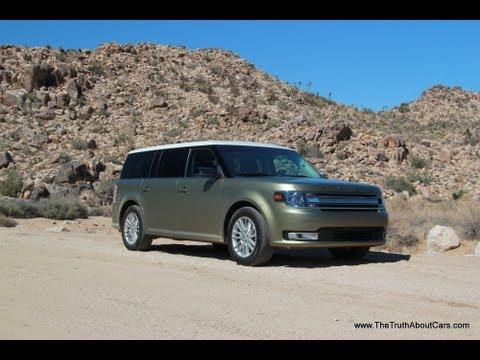 2013-2014 Ford Flex Drive Review (SEL AWD) - UC3qM33hHgedfi7qTKKgIApg