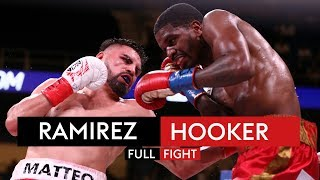 FULL FIGHT! Maurice Hooker vs Jose Ramirez
