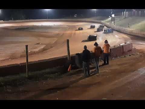 Ararat Thunder Raceway (602 Late Models) 10-1-21 - dirt track racing video image