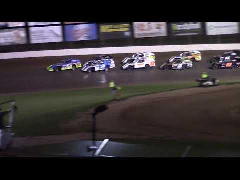8/21/21 Modified Feature Beaver Dam Raceway - dirt track racing video image