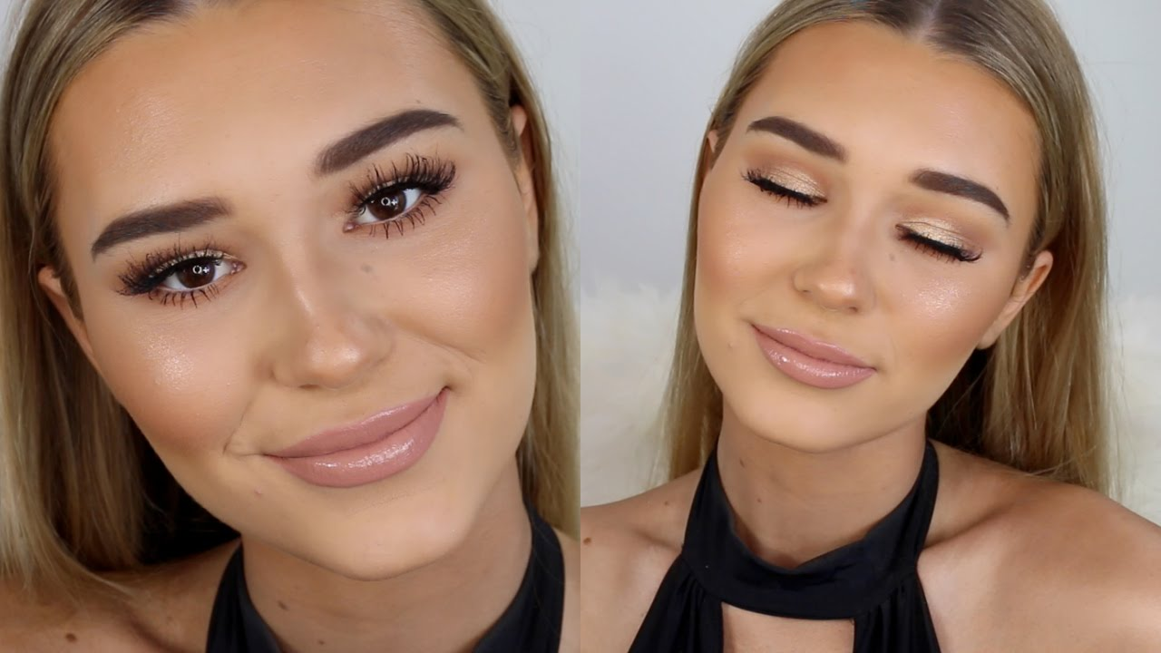 Daytime Glam Using Only Holy Grail Makeup Products F