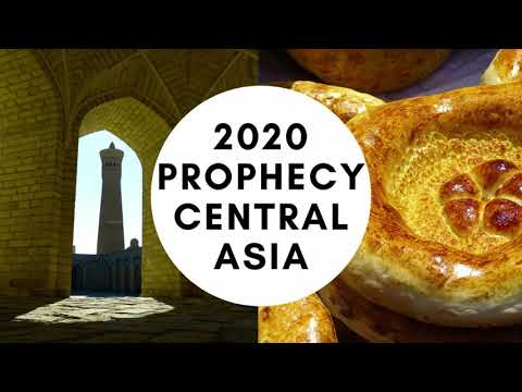 2020 Prophecy Central Asia