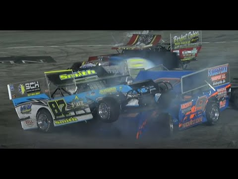 Extended Highlights: 2021 3 HOUR World Figure 8 Championships - dirt track racing video image