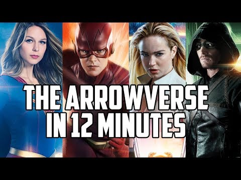 Complete Arrowverse Recap: Everything You Need to Know Before The Flash Returns - UCgMJGv4cQl8-q71AyFeFmtg