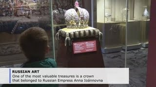 Kremlin Museums pay tribute to their art curators