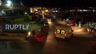 Italy: Nine leave Proactiva Open Arms rescue ship for 'health reasons'