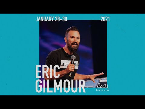 Get ready for Fire21 with Eric Gilmour!