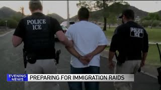 Chicago activists mobilize to oppose nationwide ICE raids expected this weekend