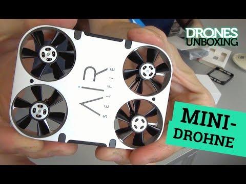 Hightech für die Hosentasche | UNBOXING: AirSelfie - Die beste Mini-Drohne? - UCQgBU_kSBZZAvh68joGfqYg
