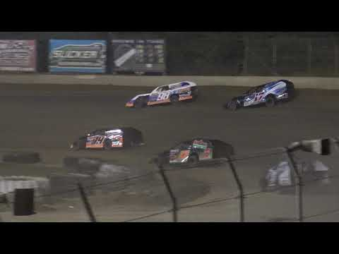 Florence Speedway | 7/24/21 | Sport Mods | Feature - dirt track racing video image
