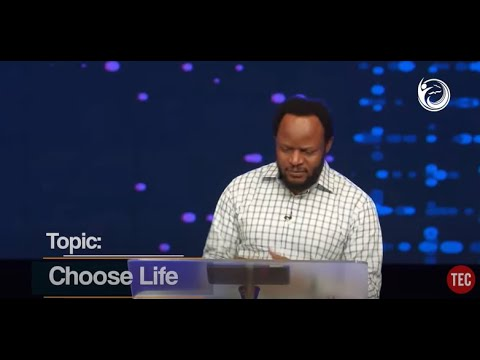 HOW DO YOU CHOOSE LIFE? I BOLA ADISA (May 20th, Switch - Midweek Service)