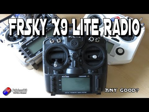 FrSky X9 Lite: How good is it? - UCp1vASX-fg959vRc1xowqpw