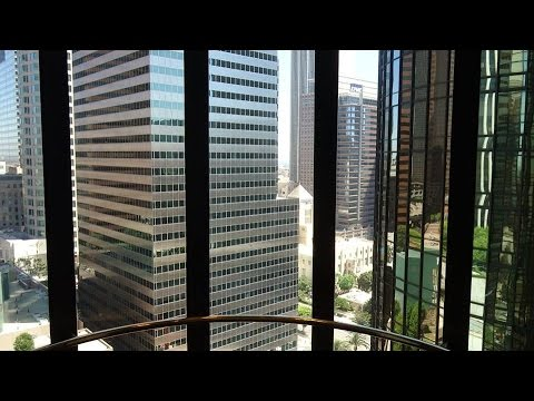 It's Otis Time!! Tour of glass elevators at Westin Bonaventure Hotel in Downtown Los Angeles, CA. - UCwLVhYXED0aFLN1HSVWAggg