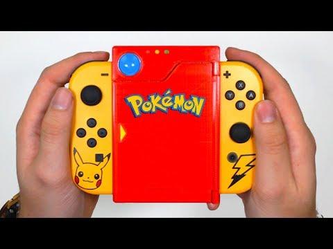 Pimp My Nintendo Switch: Episode 2 - UCRg2tBkpKYDxOKtX3GvLZcQ