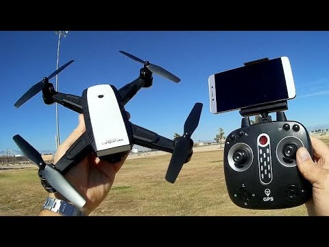 LH-X28WF Folding GPS Follow Me Drone Flight Test Review - UC90A4JdsSoFm1Okfu0DHTuQ