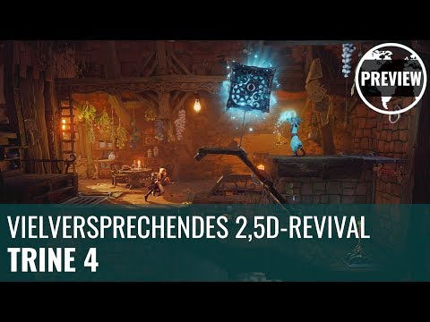 Trine 4 in der Preview: Vielversprechendes 2,5D-Revival (German) - UCeZzpJTrjHgTDCJp0X0Ta8g
