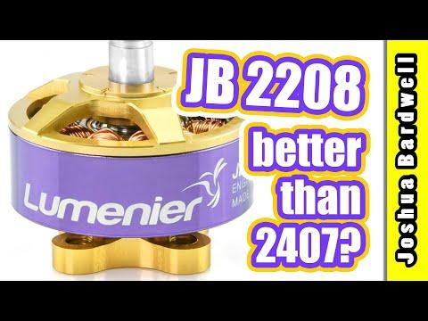 New JB 2208 motor vs. original 2407 which is better - UCX3eufnI7A2I7IkKHZn8KSQ