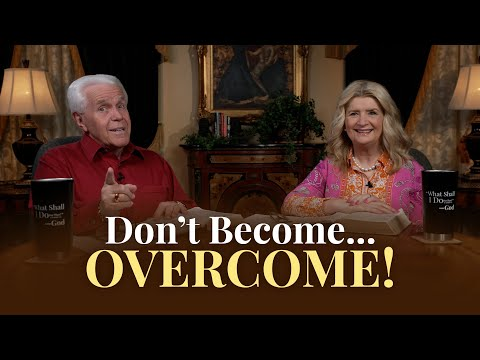 Boardroom Chat: Don't Become...Overcome!  Jesse & Cathy Duplantis