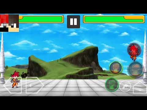Jogando Dragon Ball 8bit + download na descrição