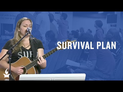 Survival Plan -- The Prayer Room Live