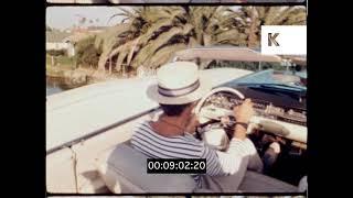 Venice Beach, Mansions, Street Art, 70s, 80s, Los Angeles in HD
