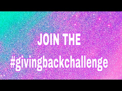 💕💗ENTRY #18 TO THE #givingbackchallenge FROM #DAWNSUTTON ...ALL THE WAY FROM UK 🇬🇧 Feb. 12, 2021