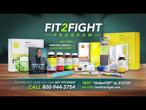 Health Talks - Fit To Fight with Creflo Dollar