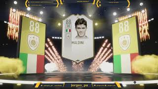 Opening My Second Icon Pack! (Italian Icon) FIFA 19