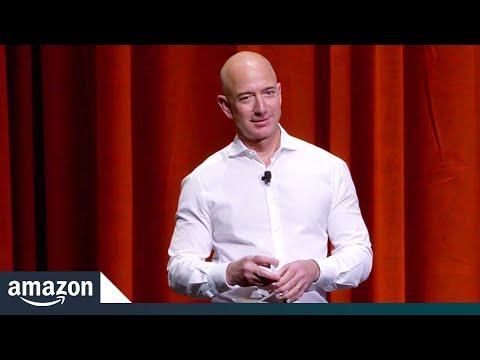 Jeff Bezos On Why It's Always Day 1 at Amazon - UCzE5rz2KHTFYAkmMksUpPLA