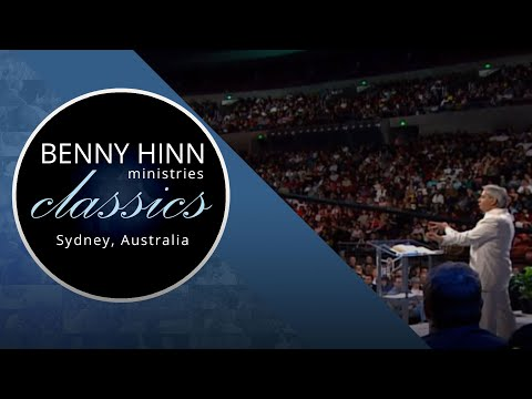 Benny Hinn Ministry Classic - Sydney Australia 2006