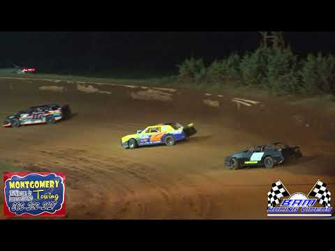 Crate Sportsman Feature - Lancaster Motor Speedway 7/17/21 - dirt track racing video image
