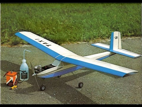 30 Years old VarioProp/Graupner Taxi - Rain, Rockets & Good Friends - UCz3LjbB8ECrHr5_gy3MHnFw