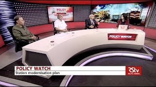 Policy Watch - Public, Private Partnership In Railways