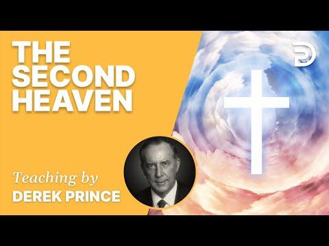 The Second Heaven #Shorts - Derek Prince