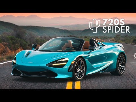McLaren 720S Spider: Road Review | Carfection 4K - UCwuDqQjo53xnxWKRVfw_41w