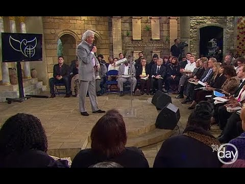 The Three Realms of The Prophetic - Part 3 - a special sermon from  Benny Hinn