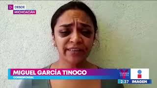 CNDH condena las agresiones contra reportera en Michoacán | Noticias con Yuriria Sierra