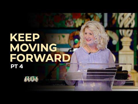 Keep Moving Forward, Part 4  Cathy Duplantis