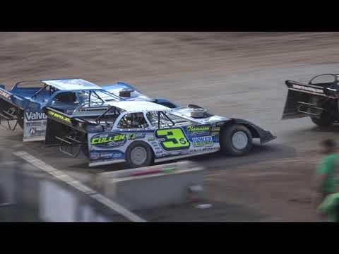 2021 Beaver Dam Raceway Summer Nationals Late Model Main Event June 30 2021 - dirt track racing video image